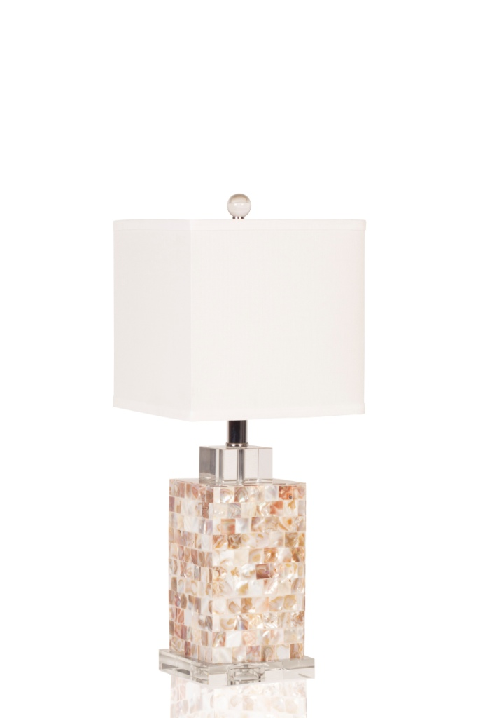 Deco Mother Of Pearl Table Lamp Rs 13 990