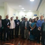 Stalwarts from Indian Industry at AIT Pune on occasion of CII Innovation Meet