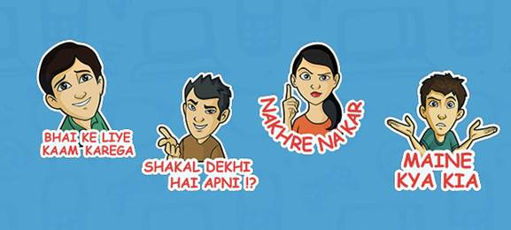 Hike launches more than 5000 free stickers in more than 30