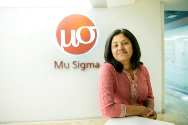 Ambiga Dhiraj  CEO Mu Sigma (2)