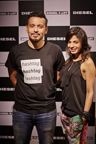 Rohan Shrestha & Ambika Hinduja Macker