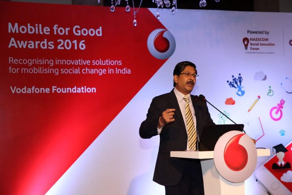 Shrikant Sinha - CEO  NASSCOM Foundation