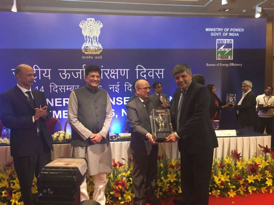 mr-rohit-mathur-president-fans-usha-international-receiving-the-national-energy-conservation-award-2016