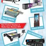 New Product Displays@MediaExpo