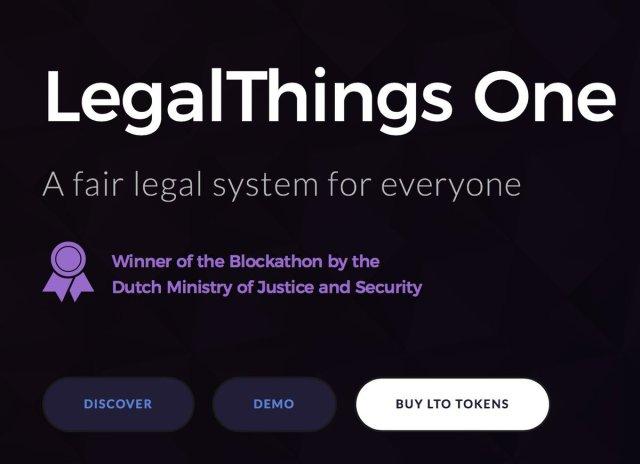 Dutch blockchain company launches LegalFling: an app that logs