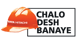 Announcing the launch of the all new Backhoe Loader, TATA HITACHI