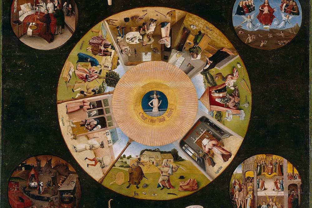 七つの大罪を司る悪魔の序列
