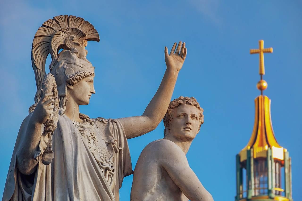 オリンポス12神 一覧|役割・守護星・ローマ名・英語名などを紹介
