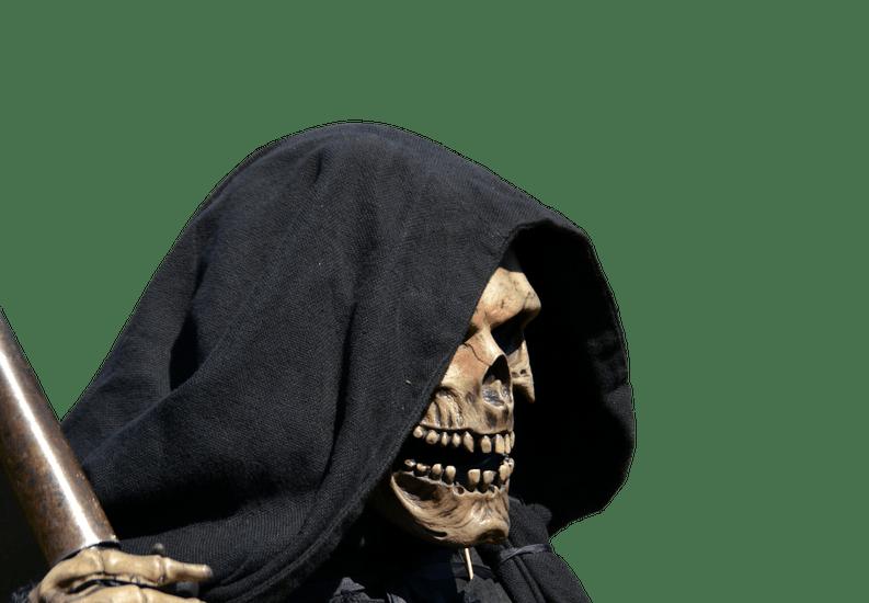 守護死神シリーズ - 『待ち伏せ』第6話(全8話)なんか笑える幽霊の話が急展開→怖い話に!