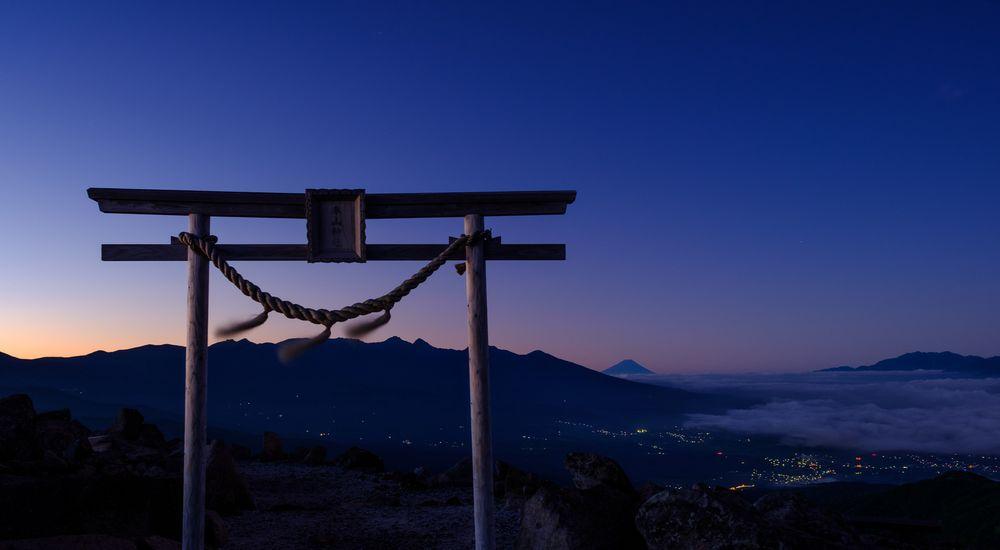 『山の神さん』|神社にまつわる不思議な話・怖い話まとめ