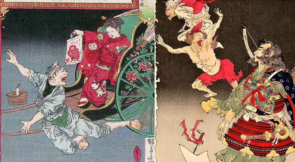 【邪神】日本と世界の『邪神・悪神』 一覧