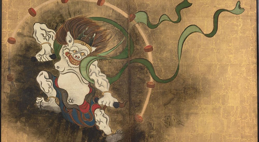 【雷神】日本と世界の『雷を司る神』 一覧