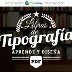 6 Excelentes libros de TIPOGRAFÍA en PDF