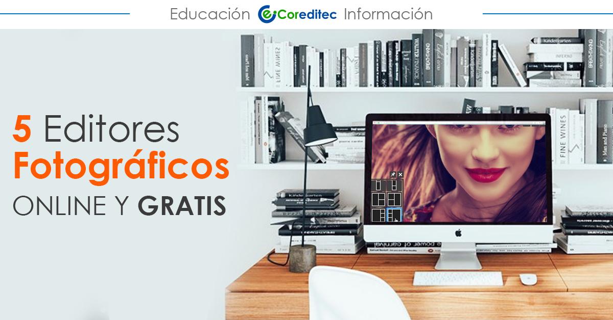 5 Programas como PHOTOSHOP - Online y GRATIS