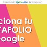 Posiciona tu Portafolio en Google!