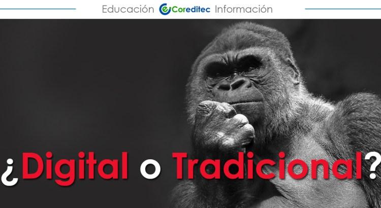 Publicidad Digital o Tradicional