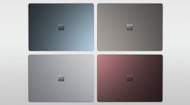 La nueva portátil de Microsoft Surface
