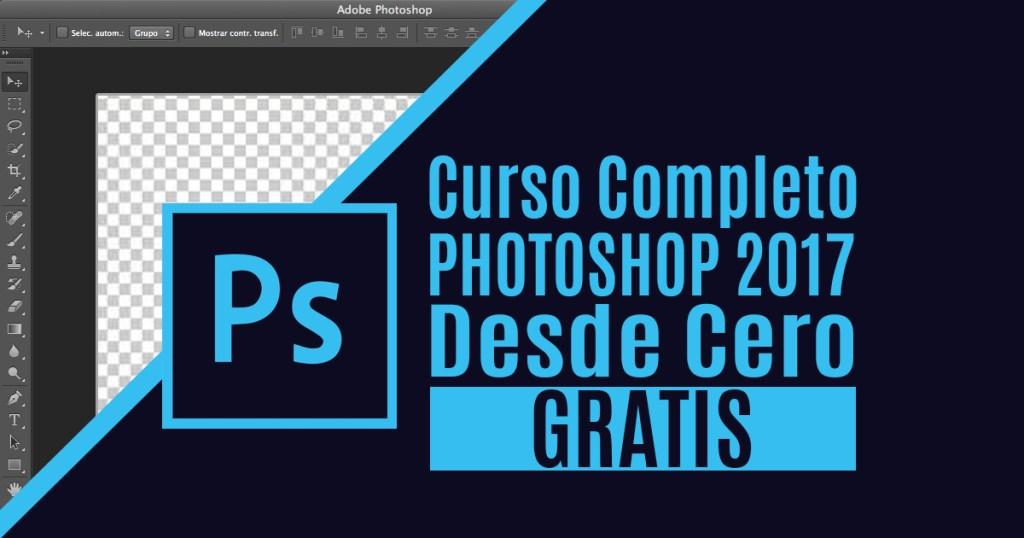 Curso Completo Photoshop CC 2017