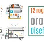 12 reglas de oro del Diseño UX