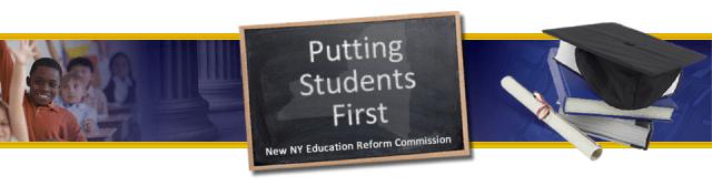 NY Education Reform Commission