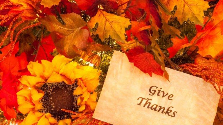 Thanksgiving- subheader