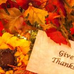 Thanksgiving- subheader