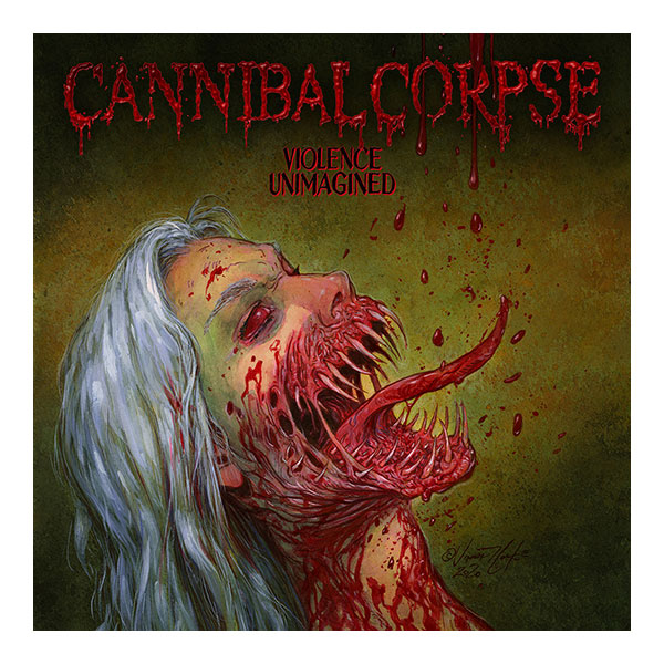 Cannibal Corpse Violence Unimagined Zip Download