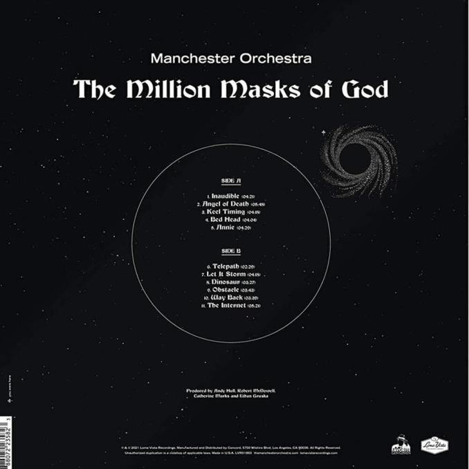 Manchester Orchestra The Million Masks of God Zip Download
