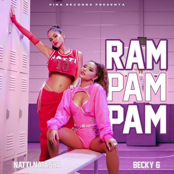 Natti Natasha & Becky G Ram Pam Pam Mp3 Download