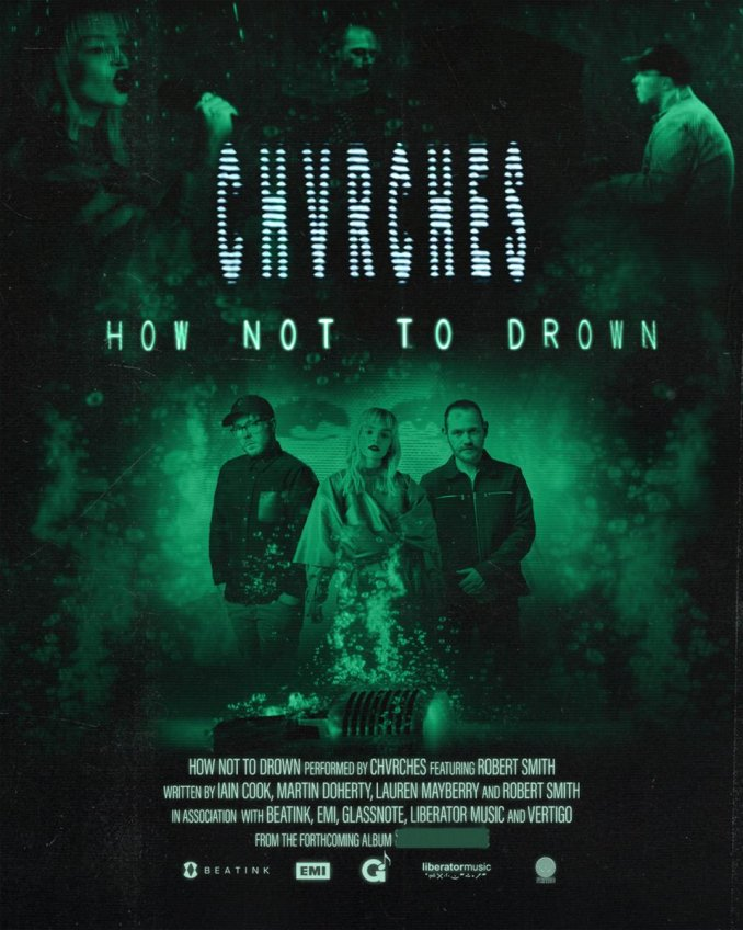 CHVRCHES How Not to Drown Mp3 Download