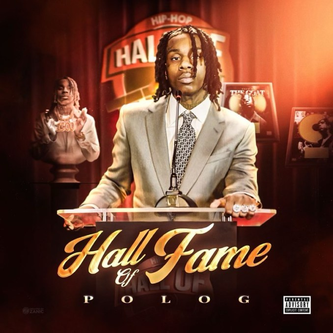 Polo G Hall of Fame Zip Download