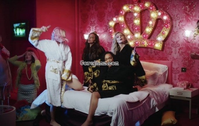 Anne-Marie & Little Mix Kiss My (Uh Oh) [Girl Power Remix] Mp3 Download