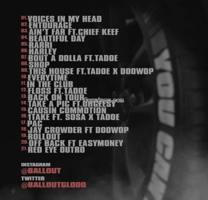 Ballout Red Eye Music Zip Download