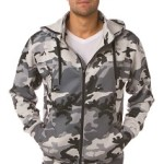 415Independent EXP80PTZ-Snow-Camo Poly Tech Zip Hoodie-web