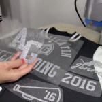 915Stahls Decorating Varsity Jackets Video