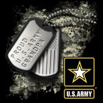 215Stahls' Proud US Army Grandpa Tags