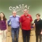 516Coastal Pro Solutions Team inside