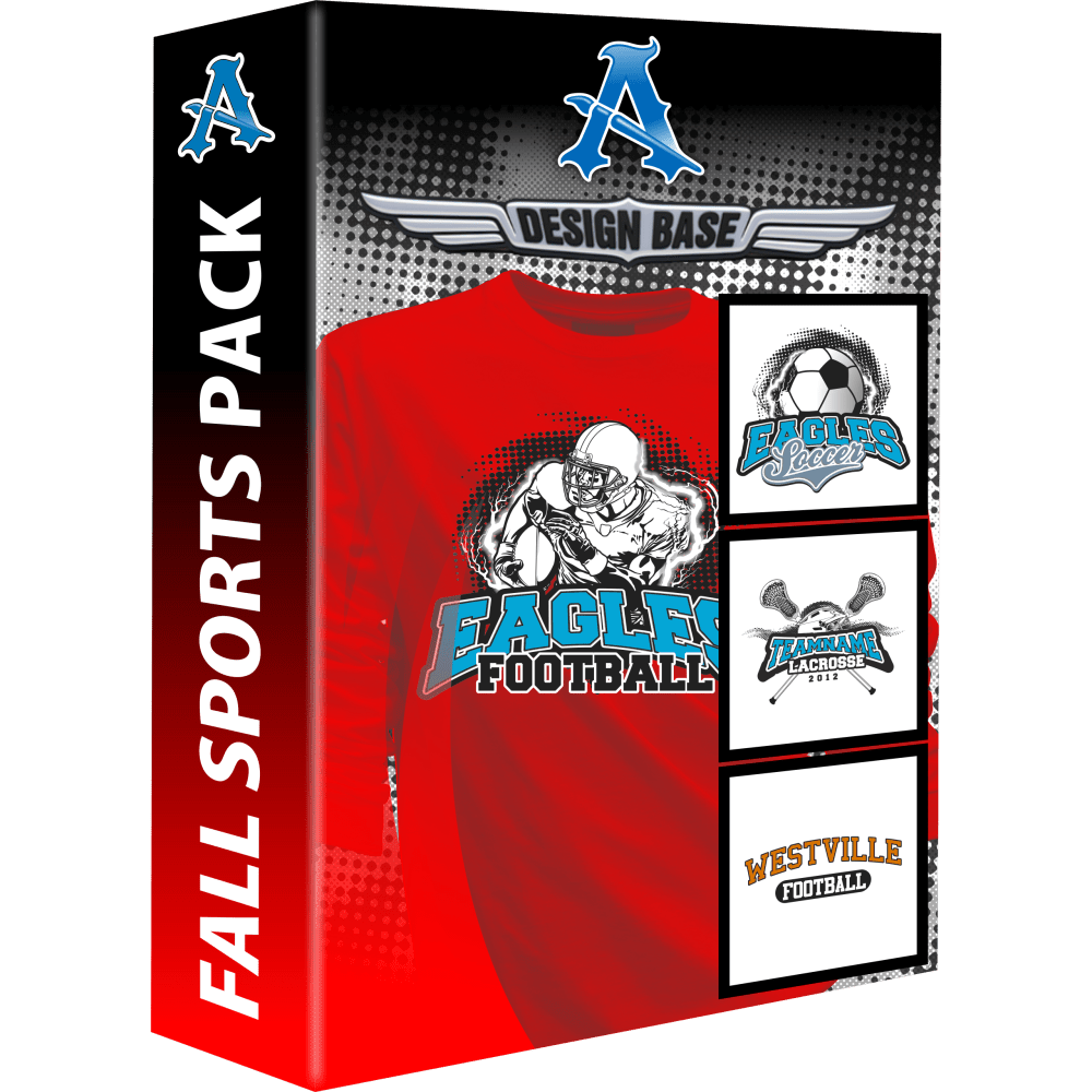 Design Base Fall Sports Pack
