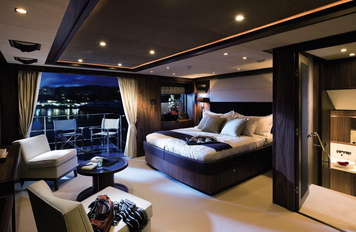 Fancy Yacht Friday The Sunseeker 155 Core Lux Living