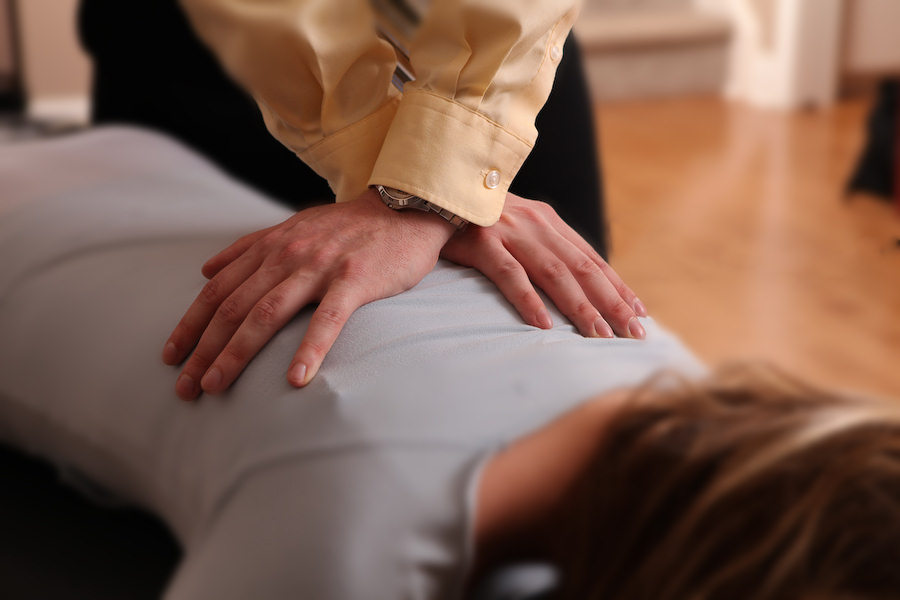 Chiropractic Adjustment Diversified technique core medical group brooklyn ohio