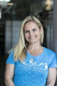 Danielle Spangler Bionic Mommy