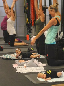 Bionic Mommy Halloween Workout Party