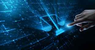 The COVID-19 pandemic has meant that courtrooms have been forced to become virtual, but is the long-term adoption of technology a threat to justice? (Shutterstock)
