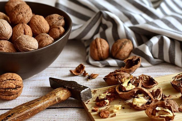 Manger des noix est très bon pour votre santé