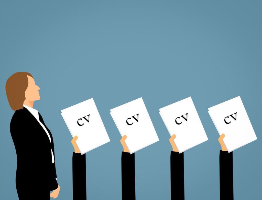 Recruter en començant par scaner les CV