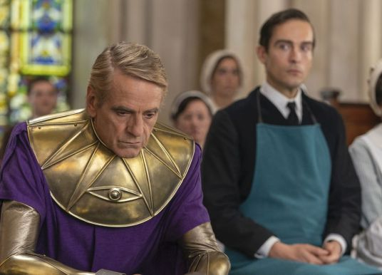 "TV Ate My Brain – Watchmen: 1×07 ""An Almost Religious Awe"""