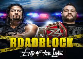 Chair Shots & Cheap Pops – Road Block: End of the Line 2016