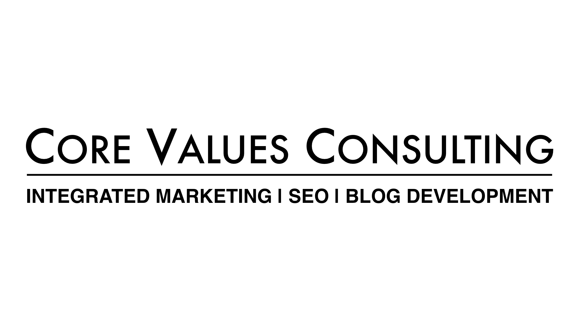 Logo Core Values Consulting (light)
