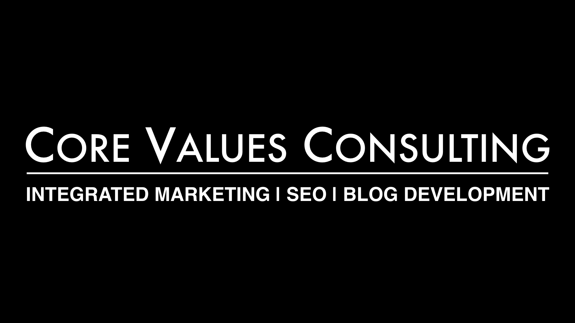Logo Core Values Consulting