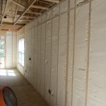 Open Cell Spray Foam Project